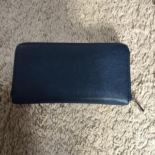シマムラ(しまむら)の濃紺の長財布(財布)
