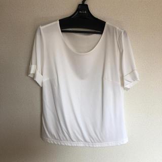 エムプルミエ(M-premier)のティシャツ(Tシャツ/カットソー(半袖/袖なし))