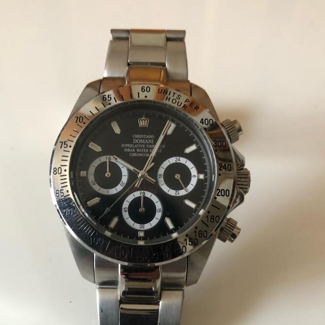 ロレックス風クリスチャーノ ドマーニ 腕時計の通販