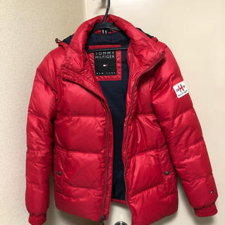 TOMMY HILFIGER - Tommyダウン レッド