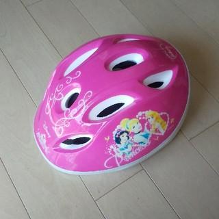 ディズニー(Disney)の幼児用 ヘルメット ディズニー プリンセス(ヘルメット/シールド)