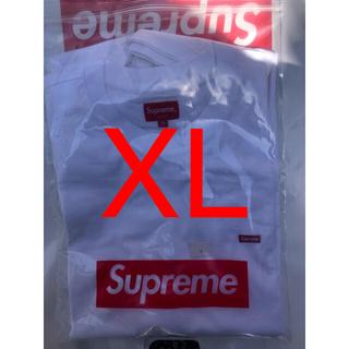 シュプリーム(Supreme)のsupreme Small Box L/S Tee(Tシャツ/カットソー(七分/長袖))