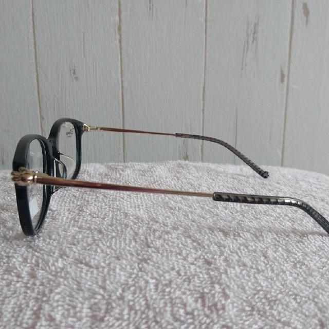 Zoff(ゾフ)のミッキーのメガネ【新品未使用】 レディースのファッション小物(サングラス/メガネ)の商品写真