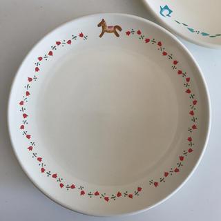 フェリシモ(FELISSIMO)のフェリシモ☆どうぶつ食器 2枚セット(食器)