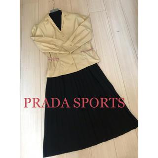 プラダ(PRADA)のPRADA SPORTS プラダスポーツ 長袖シャツブラウス(シャツ/ブラウス(長袖/七分))