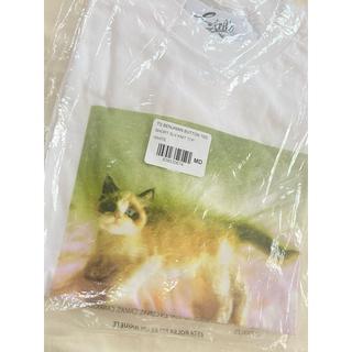 ステラマッカートニー(Stella McCartney)のSALE❗️Taylor Tシャツ ベンジャミン 猫 Cat(Tシャツ(半袖/袖なし))