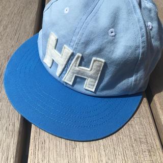 ヘリーハンセン(HELLY HANSEN)のHELLY HANSEN キャップ kids F(帽子)