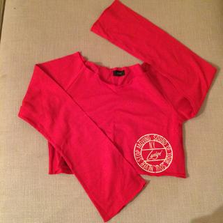 チャコット(CHACOTT)のダンス用トップス(Tシャツ(長袖/七分))