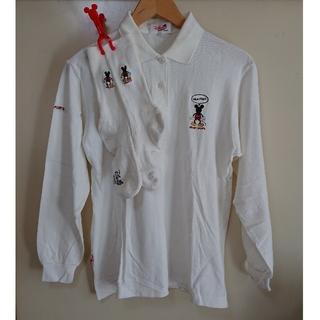 ディズニー(Disney)のDisney SPORTS ポロシャツ、ソックス セット(ポロシャツ)