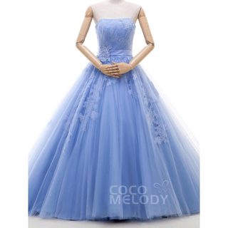 ココメロディ カラードレス(ウェディングドレス)
