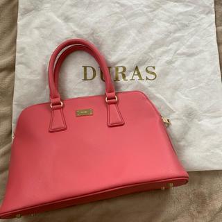 デュラス(DURAS)のDURAS バッグ 美品(ハンドバッグ)