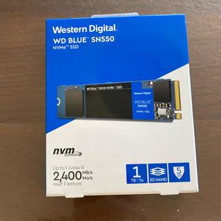SanDisk - 新品 SSD 1TB WD Blue SN550 M.2 2280 Nvme