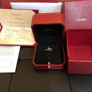 Cartier - ジュストアンクル 21号 新品未使用