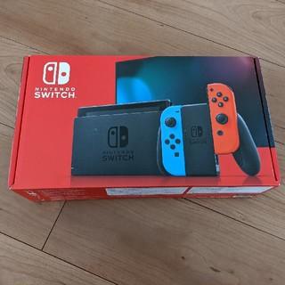 ニンテンドースイッチ(Nintendo Switch)の新型Nintendo Switch 新品未使用 ニンテンドースイッチ(家庭用ゲーム機本体)