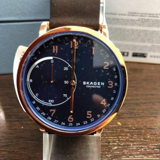 スカーゲン(SKAGEN)のSKAGENスマートウオッチ(腕時計(アナログ))