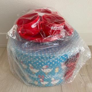 シャーリーテンプル(Shirley Temple)の新品 シャーリーテンプル ノベルティ 帽子箱 ピクニックセット(ノベルティグッズ)