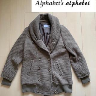 アルファベットアルファベット(Alphabet's Alphabet)のAlphabet's alphabet  ボレロ風カーディガン(ボレロ)