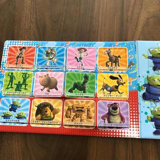 トイストーリー(トイ・ストーリー)のともまる様専用トイストーリー3面パズル(知育玩具)