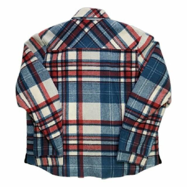PEACEMINUSONE(ピースマイナスワン)のwe11done ハーフジップジャケット メンズのジャケット/アウター(ブルゾン)の商品写真