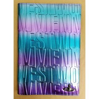 ヴィヴィアンウエストウッド(Vivienne Westwood)の新品未使用タグ付 Vivienne Westwood 革製ブックカバーの(ブックカバー)