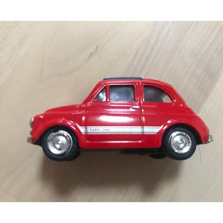 FIAT 500 ミニカー