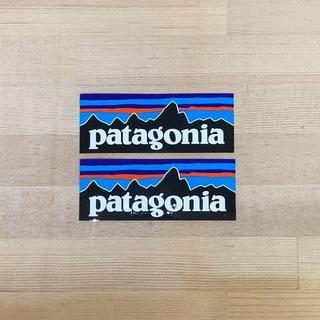 patagonia - patagonia パタゴニア P-6ステッカー 2枚セット  P6ロゴ