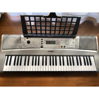 ヤマハ(ヤマハ)のYAMAHA PSR-E313 キーボード ピアノ 送料無料(電子ピアノ)