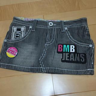 ブルームーンブルー(BLUE MOON BLUE)のBLUE MOONBLUEミニスカート(ミニスカート)