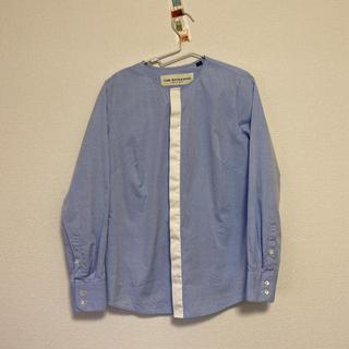 シンゾーン(Shinzone)のシンゾーン SHINZONE バンドカラーシャツ(シャツ/ブラウス(長袖/七分))