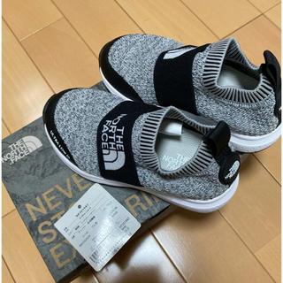 ザノースフェイス(THE NORTH FACE)の【こう様専用】ザノースフェイス 子供靴(スニーカー)