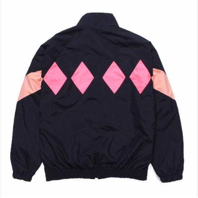 WACKO MARIA(ワコマリア)のワコマリア トラック ジャケット タフゴング XL メンズのジャケット/アウター(ナイロンジャケット)の商品写真