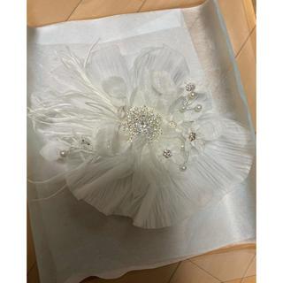 ヘッドアクセ 結婚式(ヘッドドレス/ドレス)