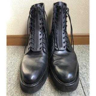 ラッドミュージシャン(LAD MUSICIAN)のLAD MUSICIAN ジップ付 ブーツ(ブーツ)