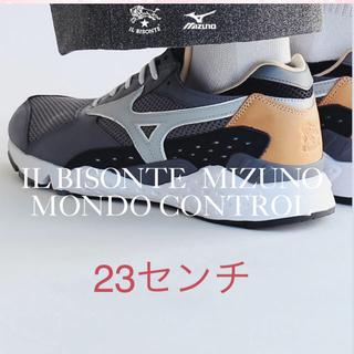 イルビゾンテ(IL BISONTE)のMONDO CONTROL ILBISONTE  23cm(スニーカー)