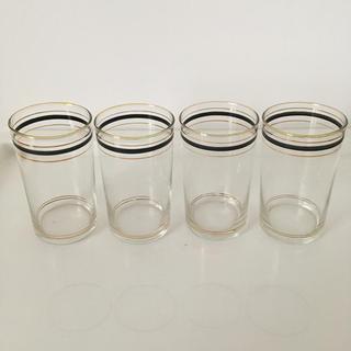 トウヨウササキガラス(東洋佐々木ガラス)の佐々木ガラス コップ 4客セット(グラス/カップ)