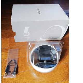 アクオス(AQUOS)のロボクル  AQUOS R  テレビアンテナケーブル(バッテリー/充電器)
