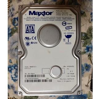 内蔵HDD 250GB SATA150 3.5インチ(PCパーツ)