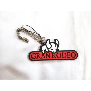 未使用 GRANRODEO ロジャー キーホルダー ストラップ 谷山紀章(ストラップ)