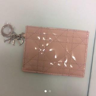 ディオール(Dior)の半額以下‼️Dior パスケース(名刺入れ/定期入れ)