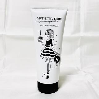 アムウェイ(Amway)のアーティストリースタジオ グリッタリングボディジェリー(ボディローション/ミルク)