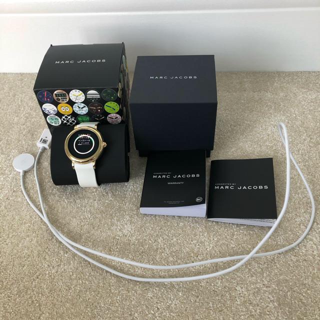 ロレックス スーパー コピー 時計 国内出荷 / MARC JACOBS - マークジェイコブス スマートウォッチ ライリーの通販