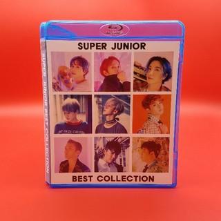 スーパージュニア(SUPER JUNIOR)のSUPER JUNIOR BEST COLLECTION Blu-ray(アイドル)