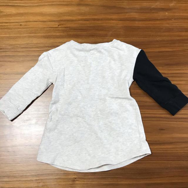 babyGAP(ベビーギャップ)のベビーギャップ  キッズ/ベビー/マタニティのベビー服(~85cm)(トレーナー)の商品写真