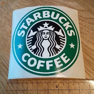 スターバックスコーヒー(Starbucks Coffee)のスタバ スターバックス 旧ロゴステッカー (しおり/ステッカー)