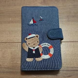 ファミリア(familiar)の中古品 美品 ファミリア 携帯ケース (モバイルケース/カバー)
