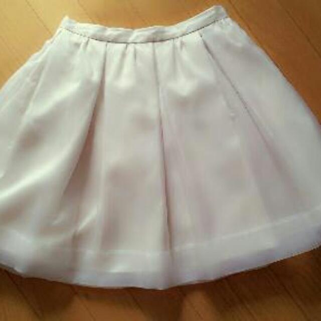MERCURYDUO(マーキュリーデュオ)の新品未使用☆サテンスカート レディースのスカート(ミニスカート)の商品写真