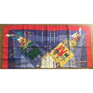 エルメス(Hermes)のエルメス  スカーフ カレ90 ベニスのカーニバル(バンダナ/スカーフ)