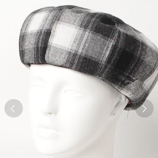 イーハイフンワールドギャラリー(E hyphen world gallery)のユニバーサルオーバーオール ベレー帽(ハンチング/ベレー帽)