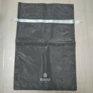 ナノユニバース(nano・universe)のnano・universeラッピング袋(ショップ袋)