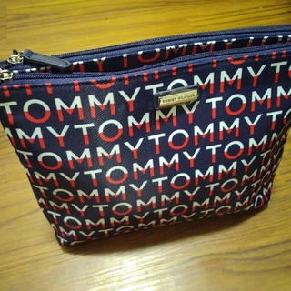 トミーヒルフィガー(TOMMY HILFIGER)のTOMMY HILFIGER 旅行ポーチ大新品未使用送料無料 (ポーチ)